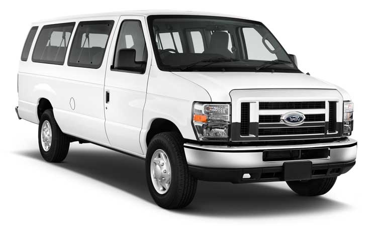 Houston Galleria Limousine - Shuttle Van