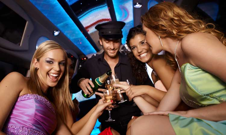 Houston Galleria Limousine - Bachelorette or Bachelor Party